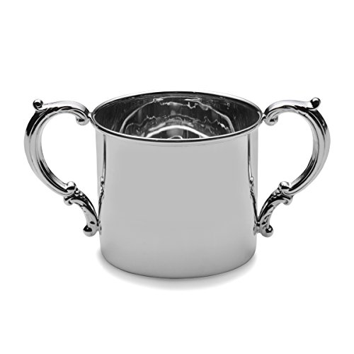 Empire Double Handle Sterling Baby Cup