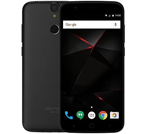 "Vernee Thor「SIM フリー」スマートフォン 4G FDD-LTE 3G WCDMA Android 6.0 OS MTK6753 オクタコア 5"" HD スクリーン 3GB RAM 16GB ROM 5MP 13MPカメラ 指紋IDクイックチャージ 日本語対応"