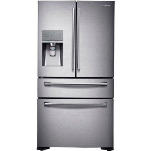 Samsung Rf23Hsesbsr 23.0 Cu. Ft. French Door Refrigerator front-39559