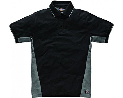 Dickies SH2004 - Polo bicolore, grigio, SH2004
