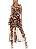 Assuili Mono Liberty Leopardo (Marrón)