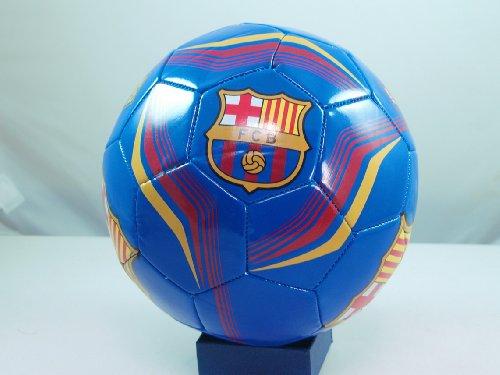 bbdeeb260d9 Handsewn Futbol Soccer Ball - Red   Blue - FCB (Futbol Club Barcelona)  Design