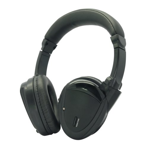 Bravo View IH-07AB - DUAL SOURCE Automotive IR Wireless Headphones