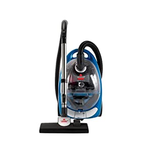 Bissell OptiClean Cyclonic Canister Vacuum, Bagless, 66T61