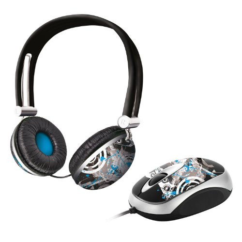 Trust Urban Revolt Headset And Mouse – Future Breeze