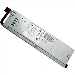 HP 406393-001 575-Watts 100-240V Redundant Hot-Plug Switching Power Supply for ProLiant DL380 G4 Server