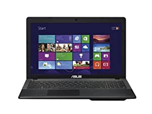 "Asus Polyvalence X552CL-SX166H Ordinateur portable 15"" (38,10 cm) Intel Core i3 3217U 1,8 GHz 1 To 8 Go Nvidia GT710M Windows 8 Noir (clavier AZERTY)"