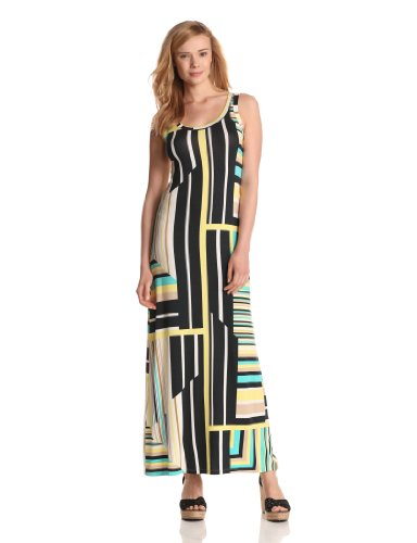 385b0e0e7066 Karen Kane Women's Maxi Tank Dress - Wadulifashions
