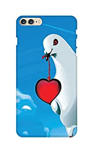 ZAPCASE PRINTED BACK COVER FOR IPHONE 7 PLUS Multicolor