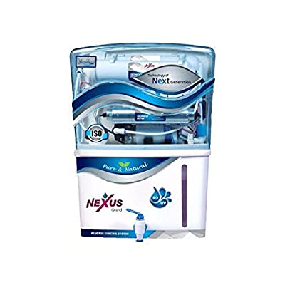 Aqua Frisch Nexus Grand Ro+uf+uv+tds 12 Ltr Water Purifier