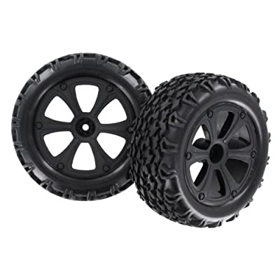 Redcat Racing Blackout Tire Unit