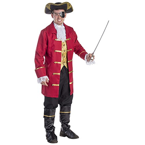 Elite Men's Pirate Costume