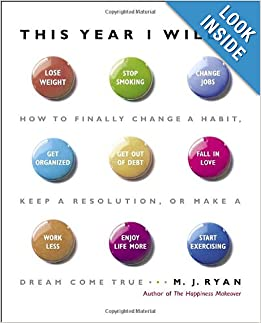 This Year I Will... - M.J. Ryan