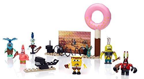 Mega Bloks SpongeBob SquarePants Post-Apocalypse Figure Pack - 1