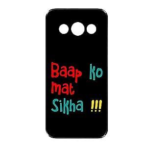 Vibhar printed case back cover for Samsung Galaxy Grand Max SikhaBap