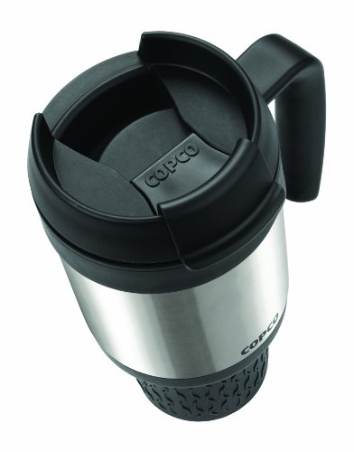 Copco 2510-1126 24-Ounce Stainless Steel Mug, Large (Copco 24 Oz Travel Mug compare prices)