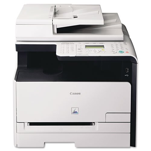 Canon® - imageCLASS MF8050Cn Multifunction Printer With Copy/Fax/Print/Scan - Sold As 1 Each - Designed for home offices.