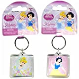 Disney Princess Keychain (1) Party Accessory