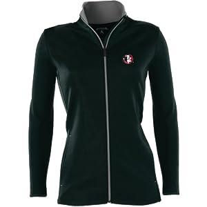 Antigua Florida State Seminoles Ladies Leader Full Zip Jacket by Antigua