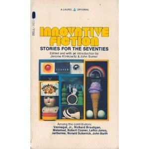 Image for Innovative fiction: Stories for the seventies