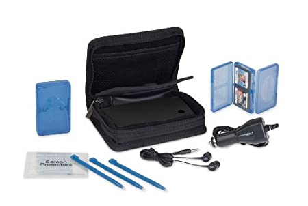DSi Official Nintendo Folio Starter Kit - Blue
