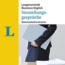 Vorstellungsgespräche - Kommunikationstrainer (Langenscheidt Business English) Hörbuch von  div. Gesprochen von:  div.