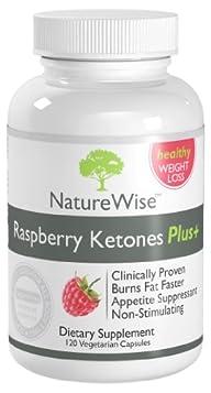 NatureWise Raspberry Ketones Plus+ We…