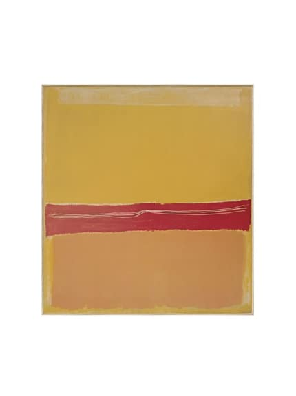 Mark Rothko: Number 5 (Number 22)
