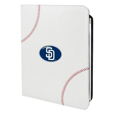 MLB San Diego Padres Classic Baseball Portfolio, Large