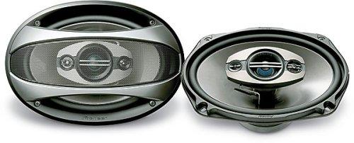Pioneer Ts-A6983R 6-Inch X 9-Inch, 440-Watt 4-Way Speakers