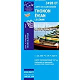 Thonon / Evian / Lac Leman GPS: Ign.3428et