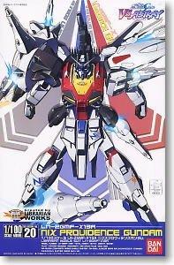 BAN160403 1/100 #20 Nix Providence Gundam