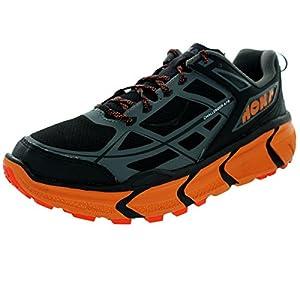 Hoka One One - Challenger ATR (Black/Burnt Orange) Men's Running Shoes