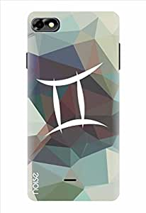 Noise Crsytal Talented Gemini Printed Cover for Micromax Bolt D321
