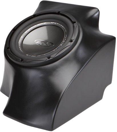 "Ssv Works Polaris Rzr, Rzr-S And Rzr4 Underdash Subwoofer Enclosure Designed For 10"" Speaker"