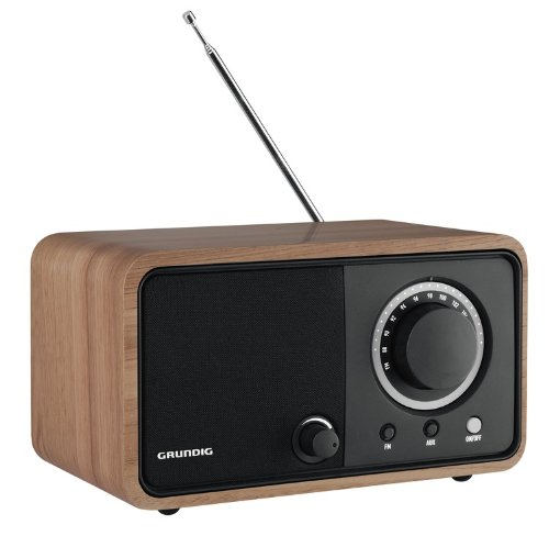 grundig tr 1200 wooden table radio fm aux in da grundig intermedia gmbh polaris audio hi fi. Black Bedroom Furniture Sets. Home Design Ideas