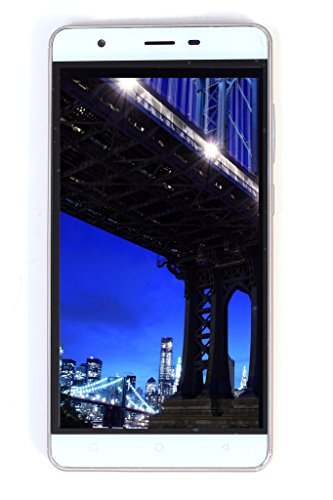 Blaupunkt U9 5.5 Inch HD IPS Display 3G Android 5.0 Lollipop OS 2 GB RAM 8 GB ROM Internal Memory Dual Sim Dual...