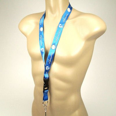 Nfl San Diego Chargers Lanyard Dk Blue