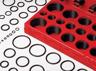 407 Pc. O Ring Assortment -2Pack (O Ring For Grinder compare prices)