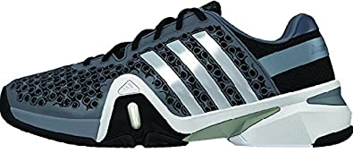 Buy adidas Mens barricade 8+ Tennis Shoe by adidas