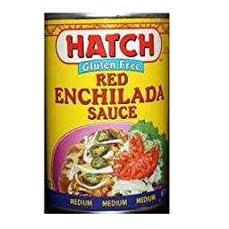 Hatch Farms Medium Red Enchilada (12x15 OZ)