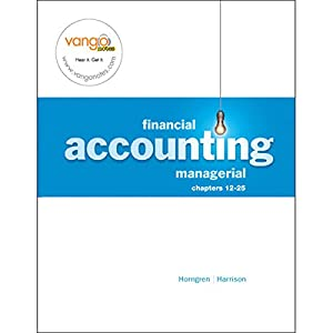 VangoNotes for Financial and Managerial Accounting, 1/e Volume 2 Audiobook
