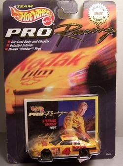 HOt Wheels 1997 First edition Pro racing Sterling Marlin - 1