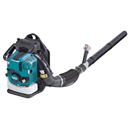 Makita BBX7600 Commercial Grade 75 6cc 4-Stroke Gas-Powered 195 mph Backpack Blower