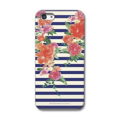 CollaBorn iPhone5専用スマートフォンケース Paradise for nothing 【iPhone5対応】 OS-I5-041