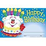 1 X Happy Birthday-Cake Recognition Awards
