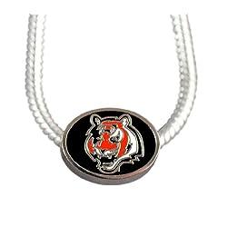Cincinnati Bengals Bead Fits Bracelets Like Pandora Chamilia Biagi Zable Troll & More