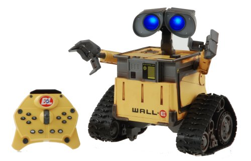 Disney's U-Command WALL E (Wally)