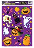 Halloween Character Clings Party Accessory (1 count) (25/Sh)