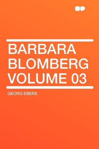 Barbara Blomberg Volume 03
